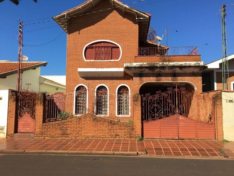 Casa venda Baixada São Joaquim da Barra