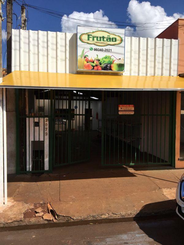 Comercial aluguel Centro São Joaquim da Barra
