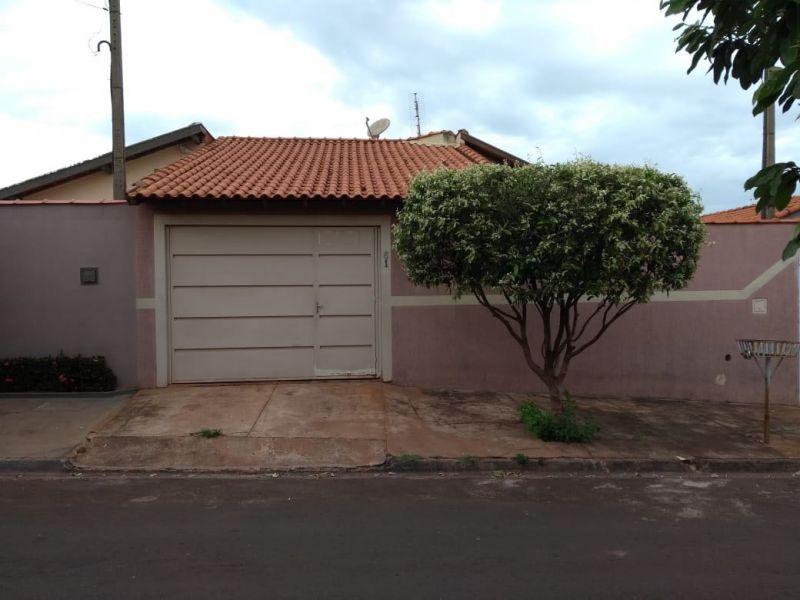 Casa Padrão venda Santa Terezinha São Joaquim da Barra