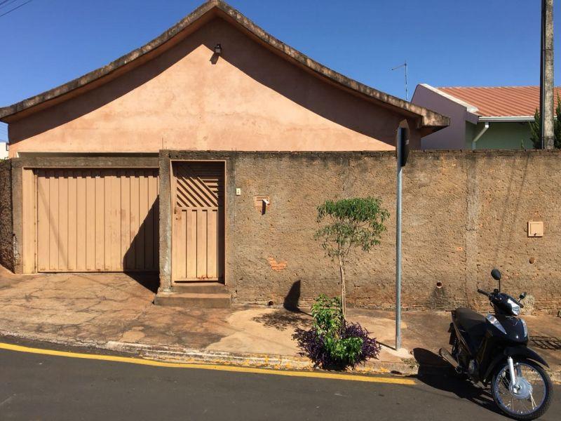 Casa Padrão venda Jardim Guarujá São Joaquim da Barra